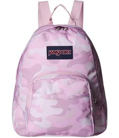 JanSport Cotton Candy Camo Print