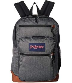 JanSport Black/White Herringbone