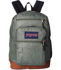 JanSport Muted Green Plain Weave