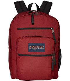JanSport Viking Red