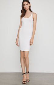 BCBG Racerback Slip Dress