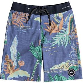 Quiksilver Highline Tijuana Scallop Board Short -