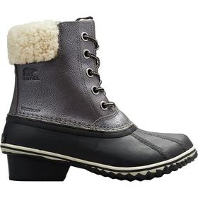 Sorel Slimpack II Lace Shearling Boot - Women's