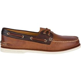 Sperry Top-Sider Gold A/O 2-Eye Roustabout Shoe -