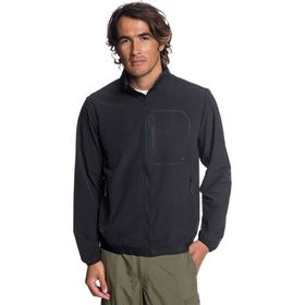 Quiksilver Water Resistant Hooded Paddle Jacket -