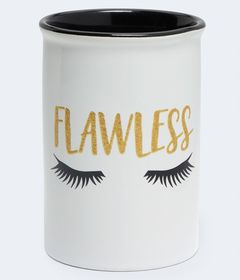 Aeropostale Flawless Makeup Brush Holder