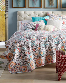 Design Source Danee Full/Queen 3-Piece Quilt Set