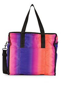 LeSportsac Gabrielle Large Box Tote Bag OMBRE