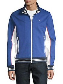 Tommy Hilfiger Stand Collar Colorblock Track Jacke