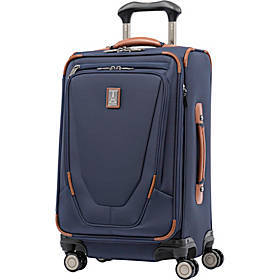 """Travelpro Crew 11 21"""" Expandable Spinner with USB"""
