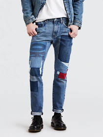 Levi's 512™ Slim Taper Fit Patched Men's Jeans