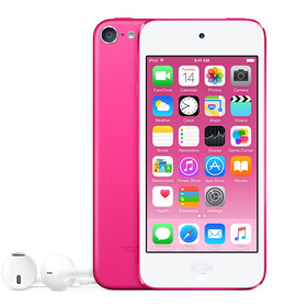 Refurbished iPod touch 16GB Pink (6th generation)