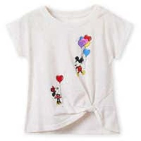 Disney Mickey and Minnie Mouse Balloons T-Shirt fo