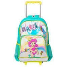 Disney The Little Mermaid Rolling Backpack - Perso