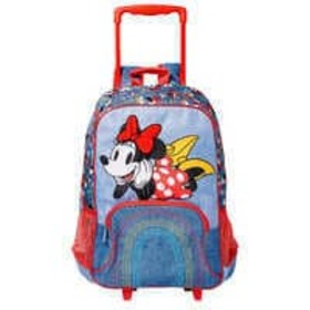 Disney Minnie Mouse Rolling Backpack - Personalize