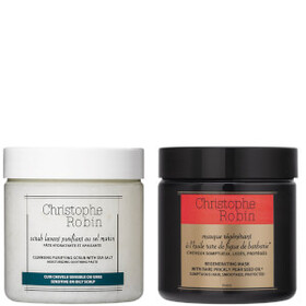 Christophe Robin Full-Size Regenerating Mask and T