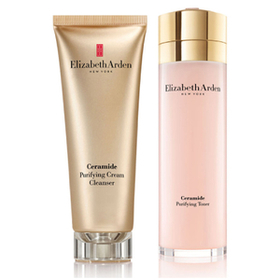 Elizabeth Arden Ceramide Purifying Cleanser and To