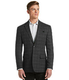 Jos Bank 1905 Collection Tailored Fit Houndstooth