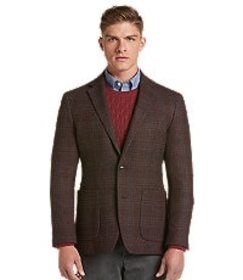 Jos Bank 1905 Collection Slim Fit Plaid Sportcoat