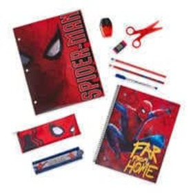 Disney Spider-Man: Far from Home Stationery Supply