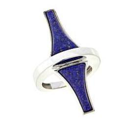 Jay King Contemporary Lapis Sterling Silver Ring