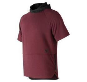 New balance Men's R.W.T. Short Sleeve Hoodie