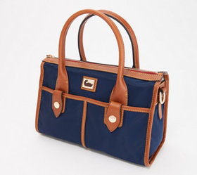 """As Is"" Dooney & Bourke Camden Collection Nylon Sm"