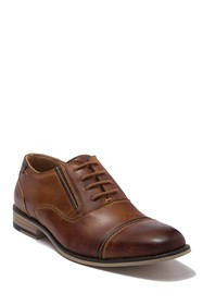 Steve Madden Leather Oxford Dress Shoe