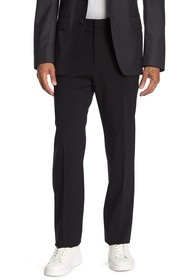Theory Jake Black Wool Flat Front Suit Separate Tr