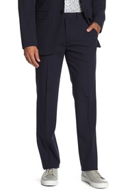 Theory Cody Deep Navy Wool Flat Front Suit Separat