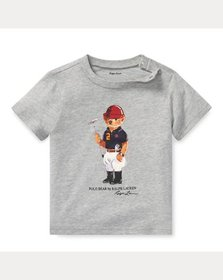 Ralph Lauren Polo Bear Cotton Tee