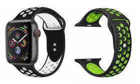 Silicone Sport Band for Apple Watch Series 1 2 3 4