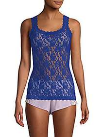 Hanky Panky Signature Lace Camisole MIDNIGHT BLUE
