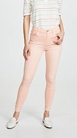 7 For All Mankind High Rise Skinny Jeans