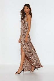 Nasty Gal Womens Natural It's Not All Black and Wh