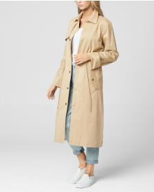 Juicy Couture Fine Twill Trench Coat