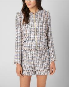 Juicy Couture PREPPY TWEED JACKET