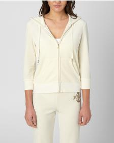 Juicy Couture JUICY ANCHOR VELOUR ROBERTSON JACKET