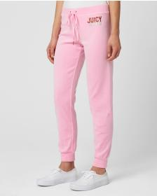 Juicy Couture JUICY MULTI BLING VELOUR ZUMA PANT