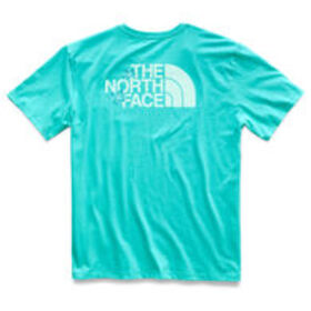 THE NORTH FACE Women's Boxy Floral Short-Sleeve Te
