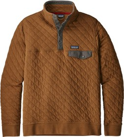 Patagonia Cotton Quilt Snap-T Pullover - Bence Bro
