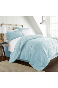 IENJOY HOME Twin Premium Bed In A Bag - Aqua