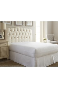 IENJOY HOME Queen Premium Mattress Protector - Whi