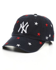 '47 ny yankees confetti clean up strapback hat