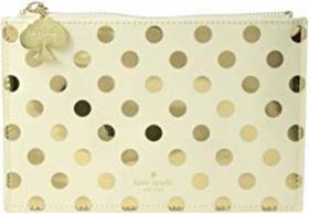 Kate Spade New York Dots Pencil Pouch