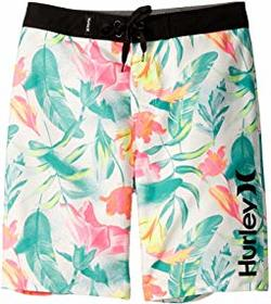 Hurley Kids Fat Cap Boardshorts (Big Kids)
