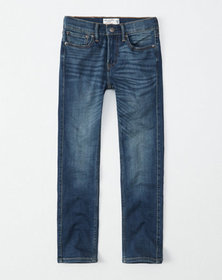 skinny jeans, medium wash