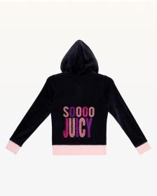 Juicy Couture Soooo Juicy Velour Robertson Jacket