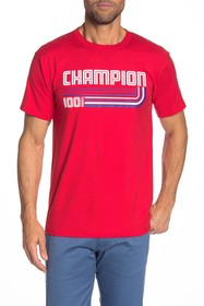 Champion 100 Year Inside Lane T-Shirt