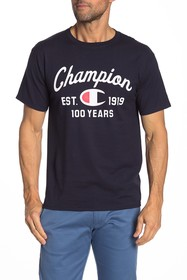 Champion Script Established 1919 T-Shirt